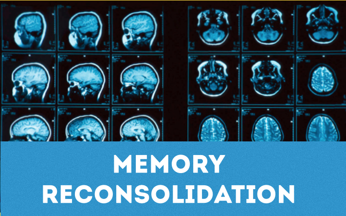Dr James Alexander on Memory Reconsolidation