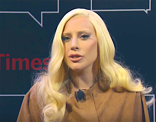 Lady Gaga : I Changed Myself Completely After Rape.