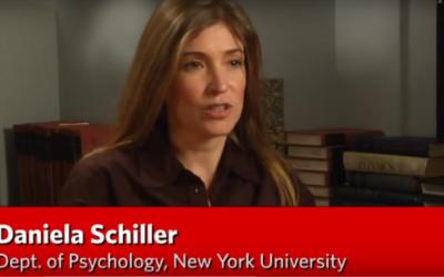 Erase Fear Memories: Schiller on Memory Reconsolidation