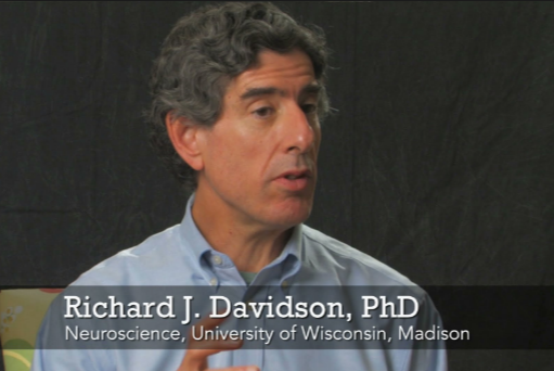 Richard Davidson on Resilience and Brain Circuits