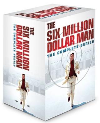six million dollar man post traumatic stress