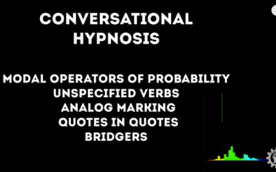 How to Be Persuasive Using Conversational Hypnosis