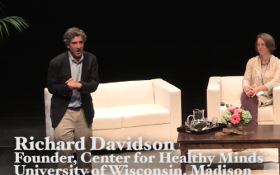 Harvard Neuroscientist 'Well Being is a Skill'
